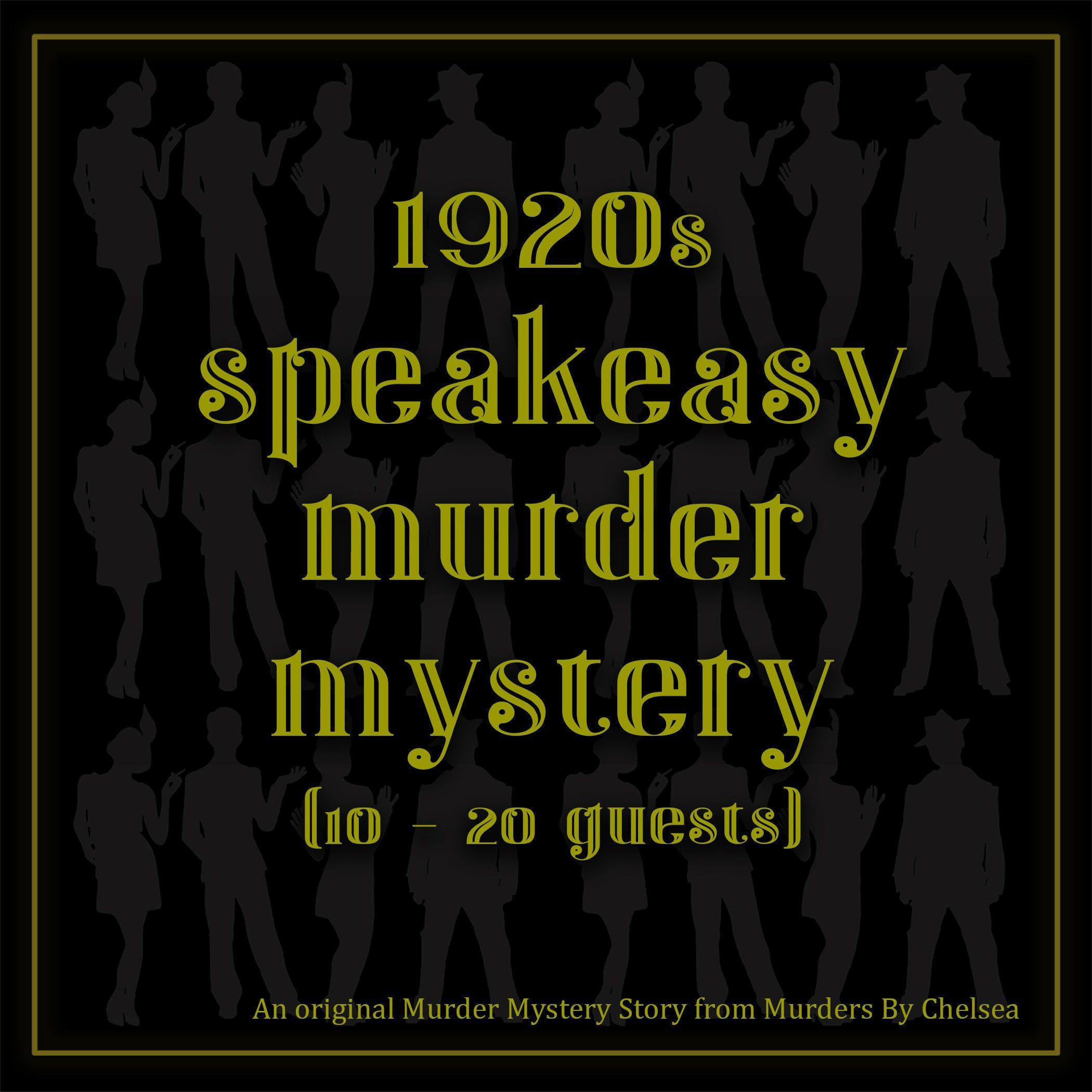 Pin on Murder Mystery Party