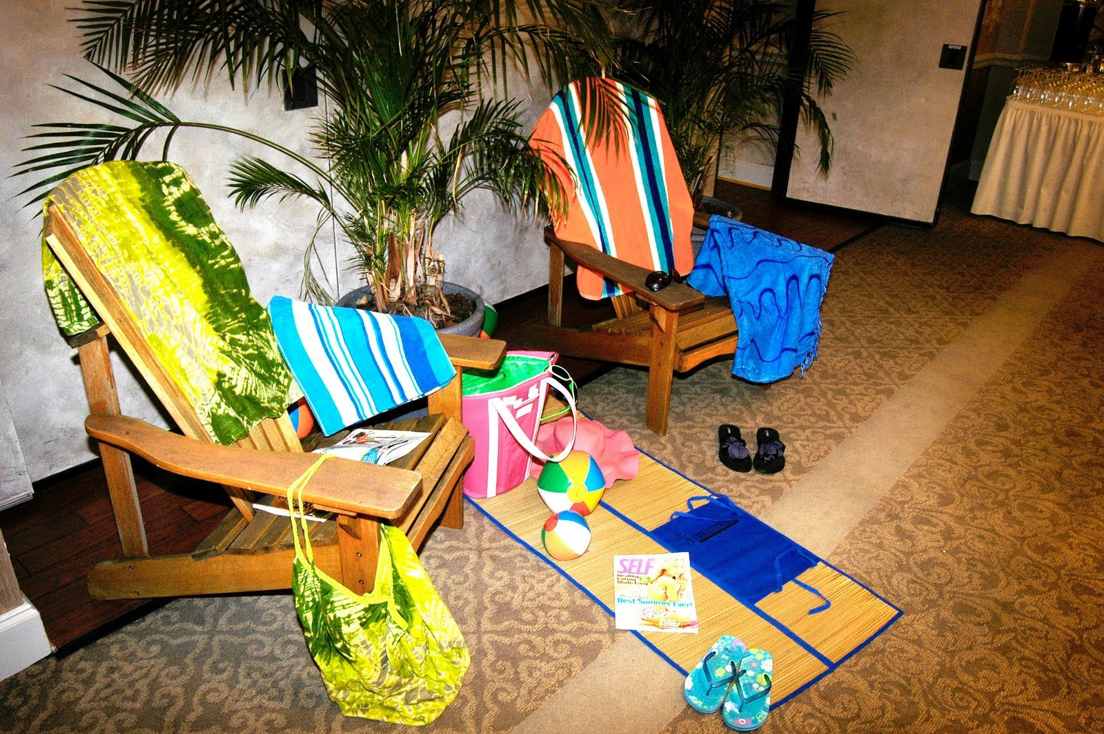 Signature Beach Boardwalk Theme Party With Images Beach Themed