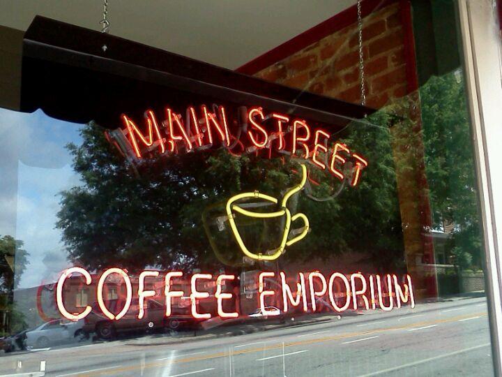 Main street coffee emporium in danville va street