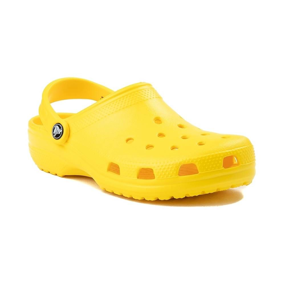 Crocs Classic Clog - Lemon | Yellow