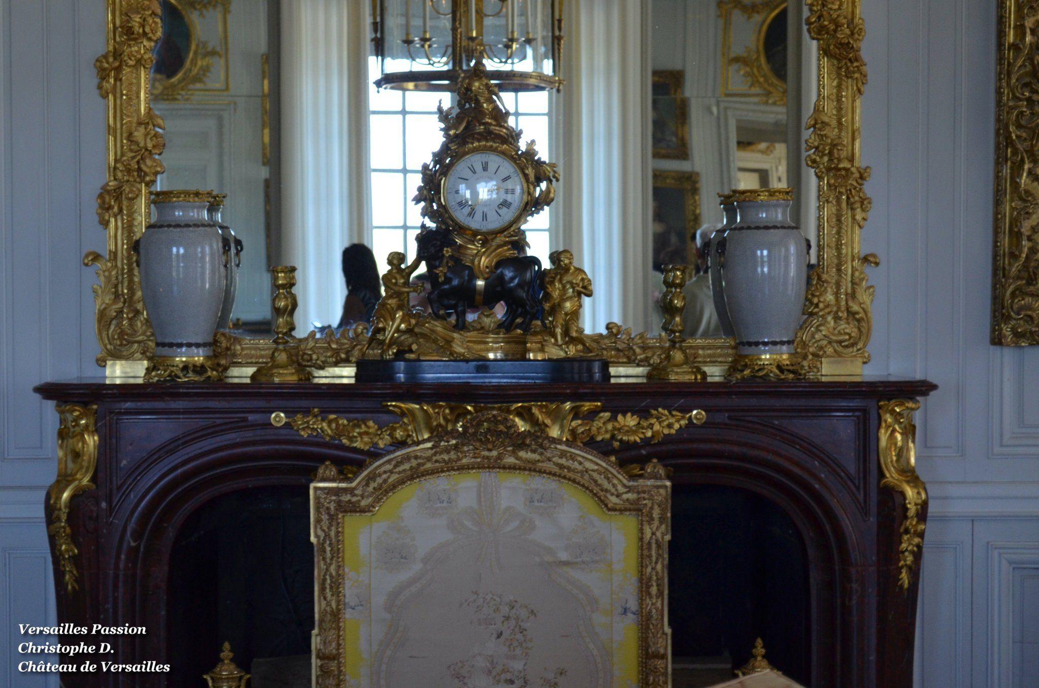 Grand Cabinet, Le salon d'apparat de Madame Victoire. Du grand Cabinet  Octogone de l'Appartement des Bai… | Menu gastronomique, Diner spectacle,  Plats faits maison