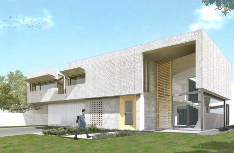 City Beach Residence V - Hillam Architects