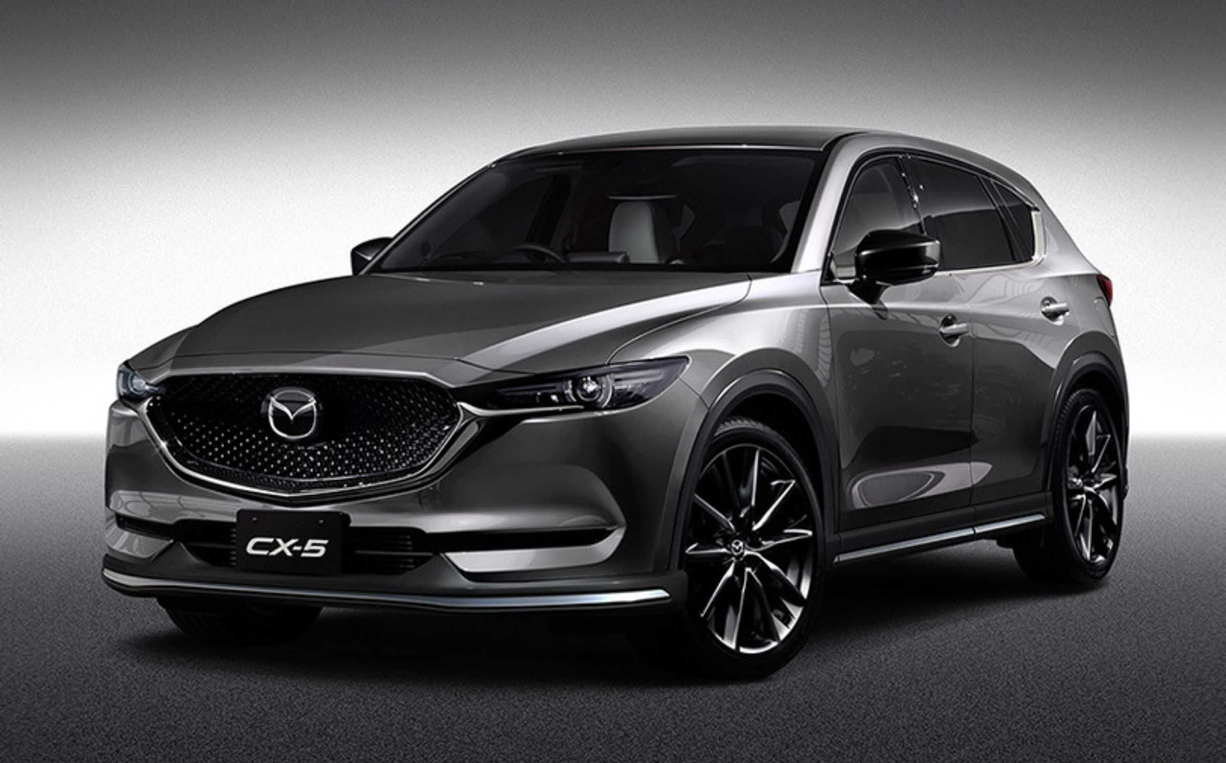 Mazda Japan S Cx 5 Takes On The Europeans With The Luxurious Custom Style Appearance Package Mazda Suv Mazda Cx5 Mazda