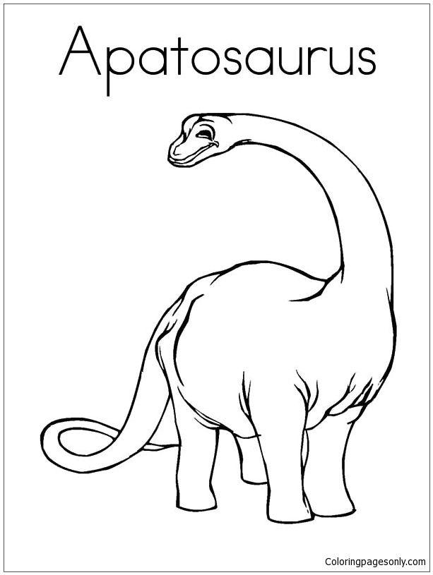 Dinosaur Coloring Pages #dinosaurpics