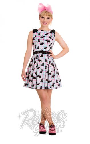 f2edca57a809 Retro Glam - Hell Bunny Scottie Dog 50s Mini Dress  scottie  scottiedog   hellbunny  mod  pinupdress  noveltyprint  retroglam  rowena