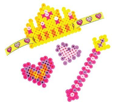 Wizard Perler Beads Biggie Fused Bead Kit