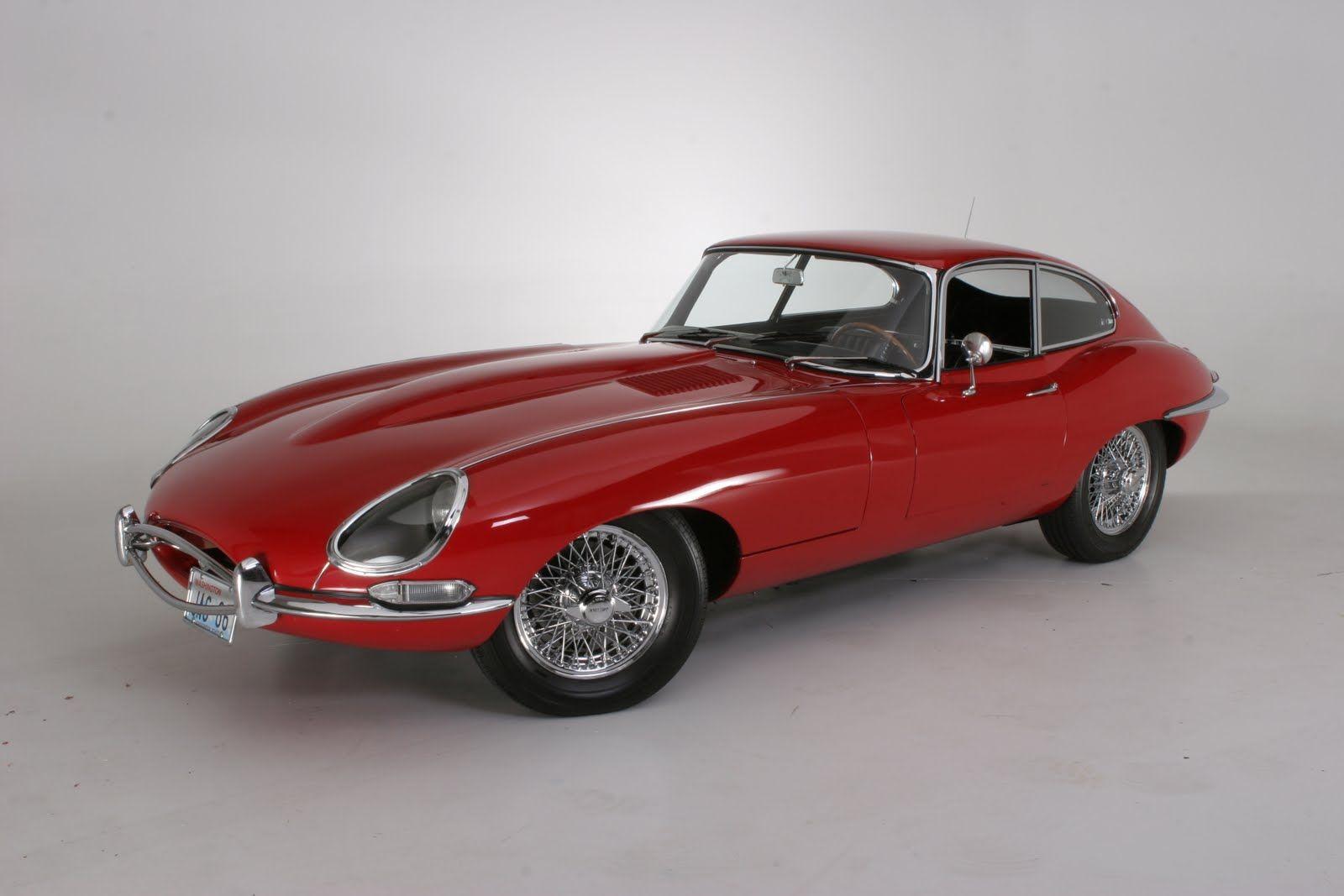 Jaguar XKE (1966)