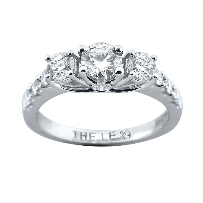 43 Three Stone Engagement Rings For The Bride Who Craves A Bit More Bling. Engagement  Ring PricesKay Jewelers ...