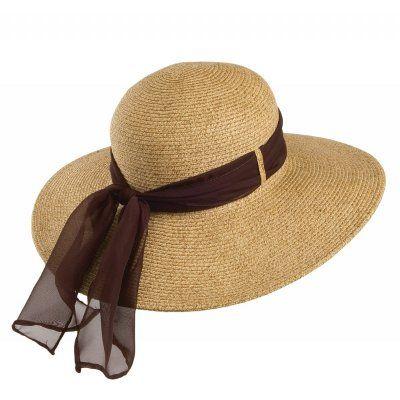 Hatut - Beachside Sun Hat (vaaleanruskea)