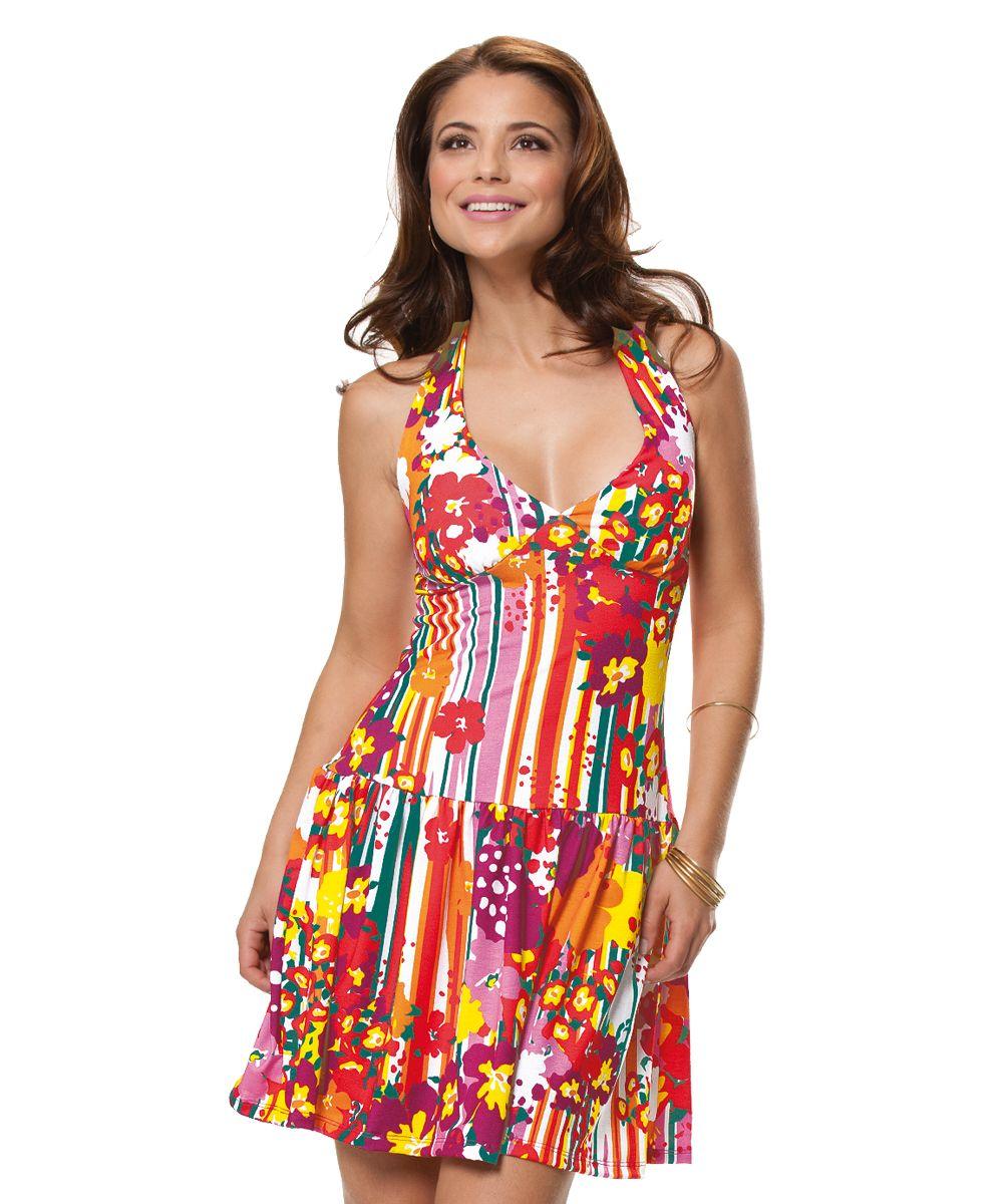 Vestido Frente Única Estampado! http://www.desfilar.com.br/
