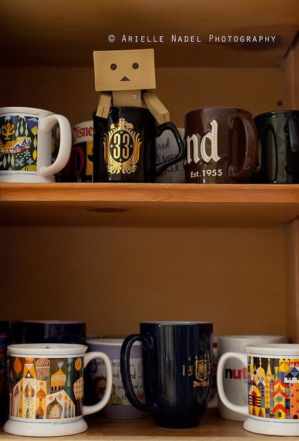 Coffee cups have style. Find one that is your style. Re-Pin this cup!