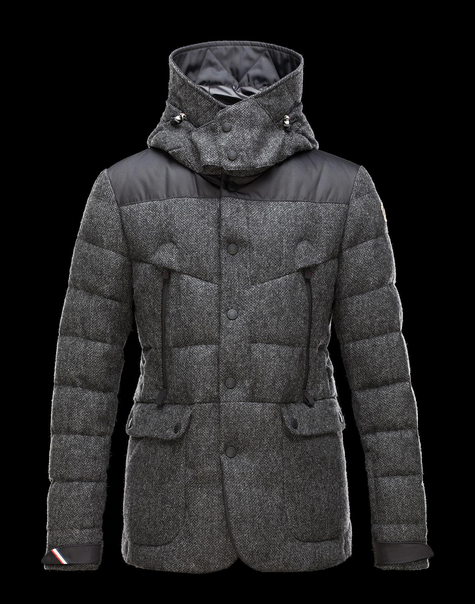 Moncler Jackets Moda