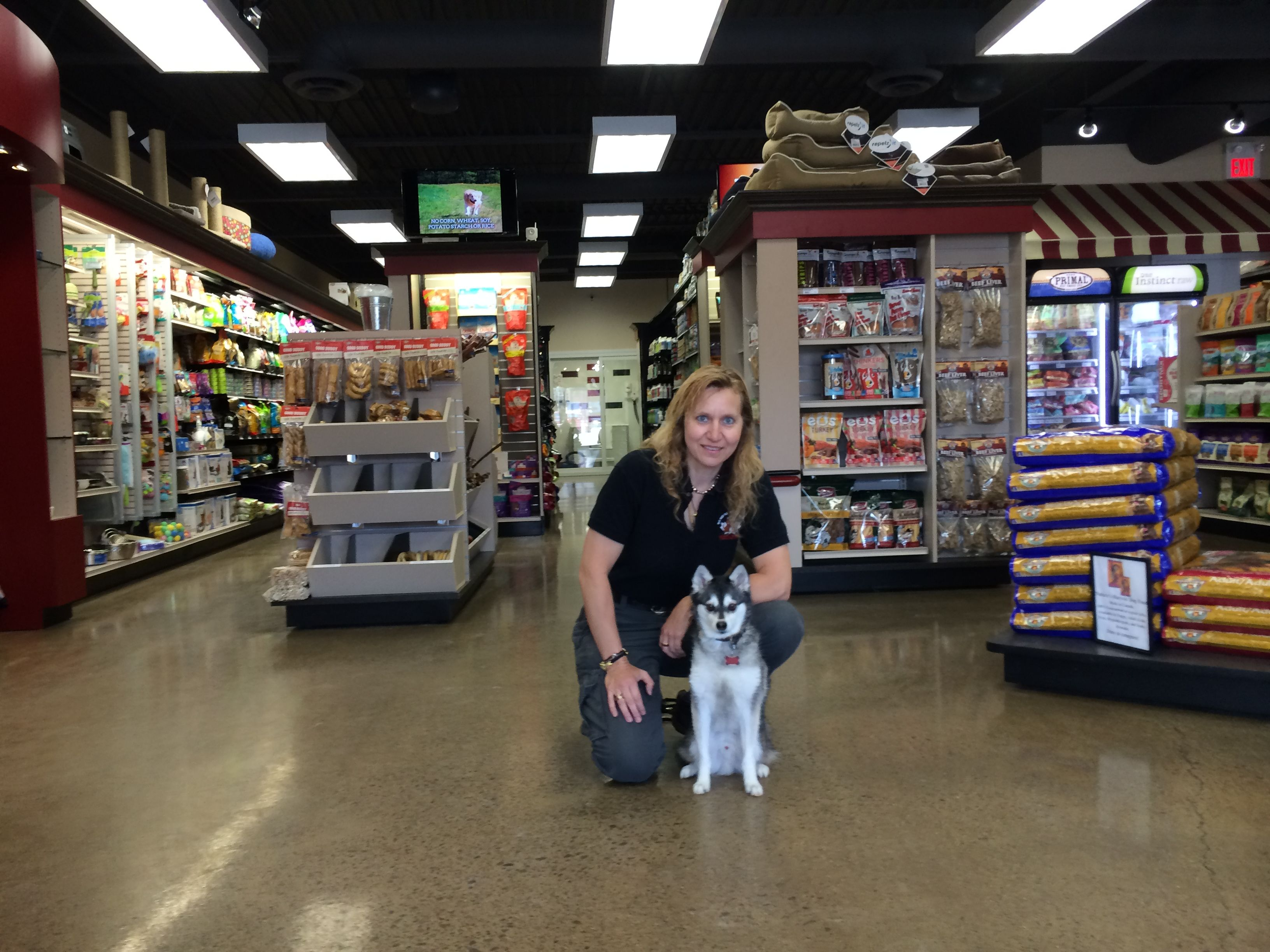 Franchisee Pet Food Store The Neighbourhood Pet Care