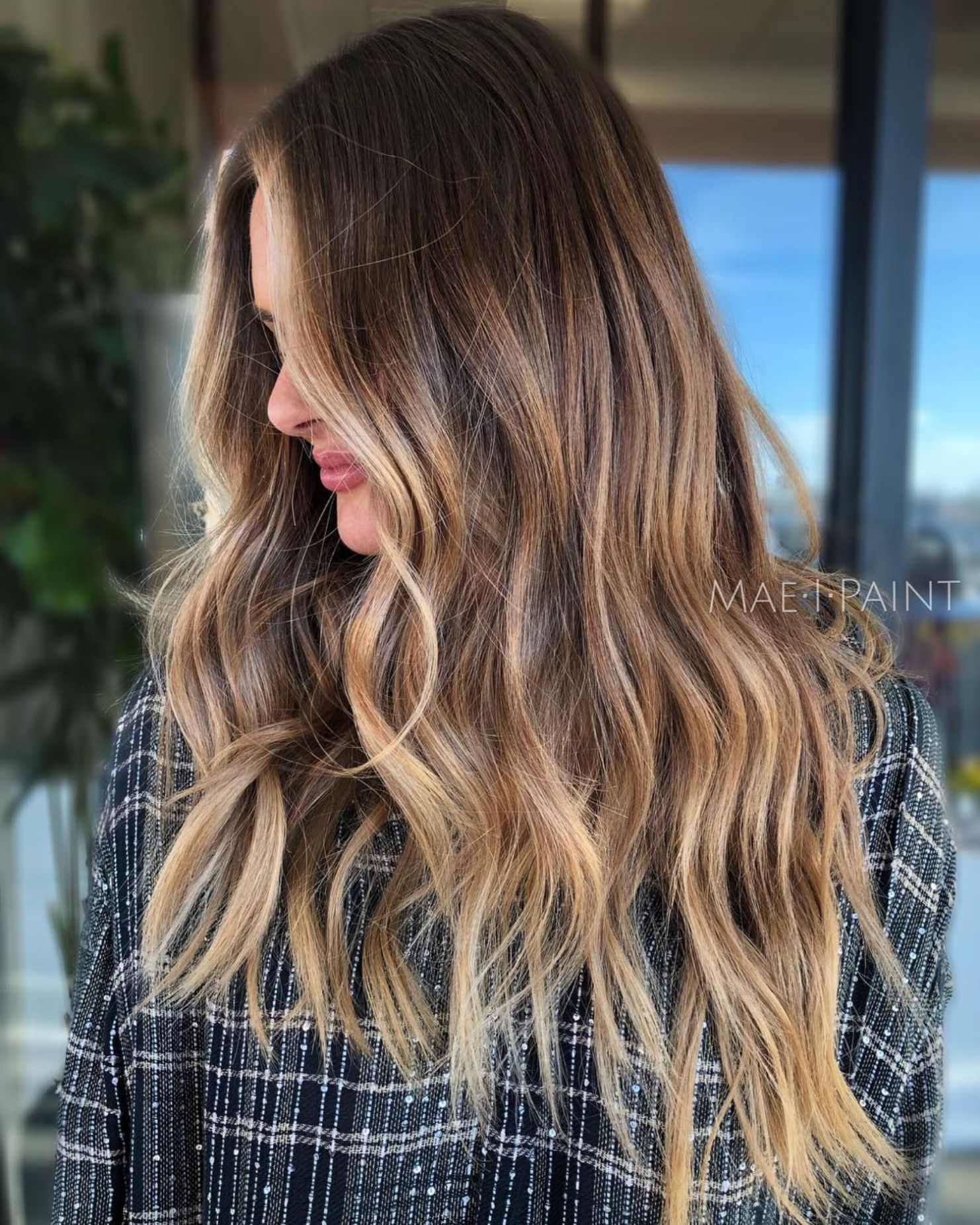 ideas for light brown hair with highlights and lowlights