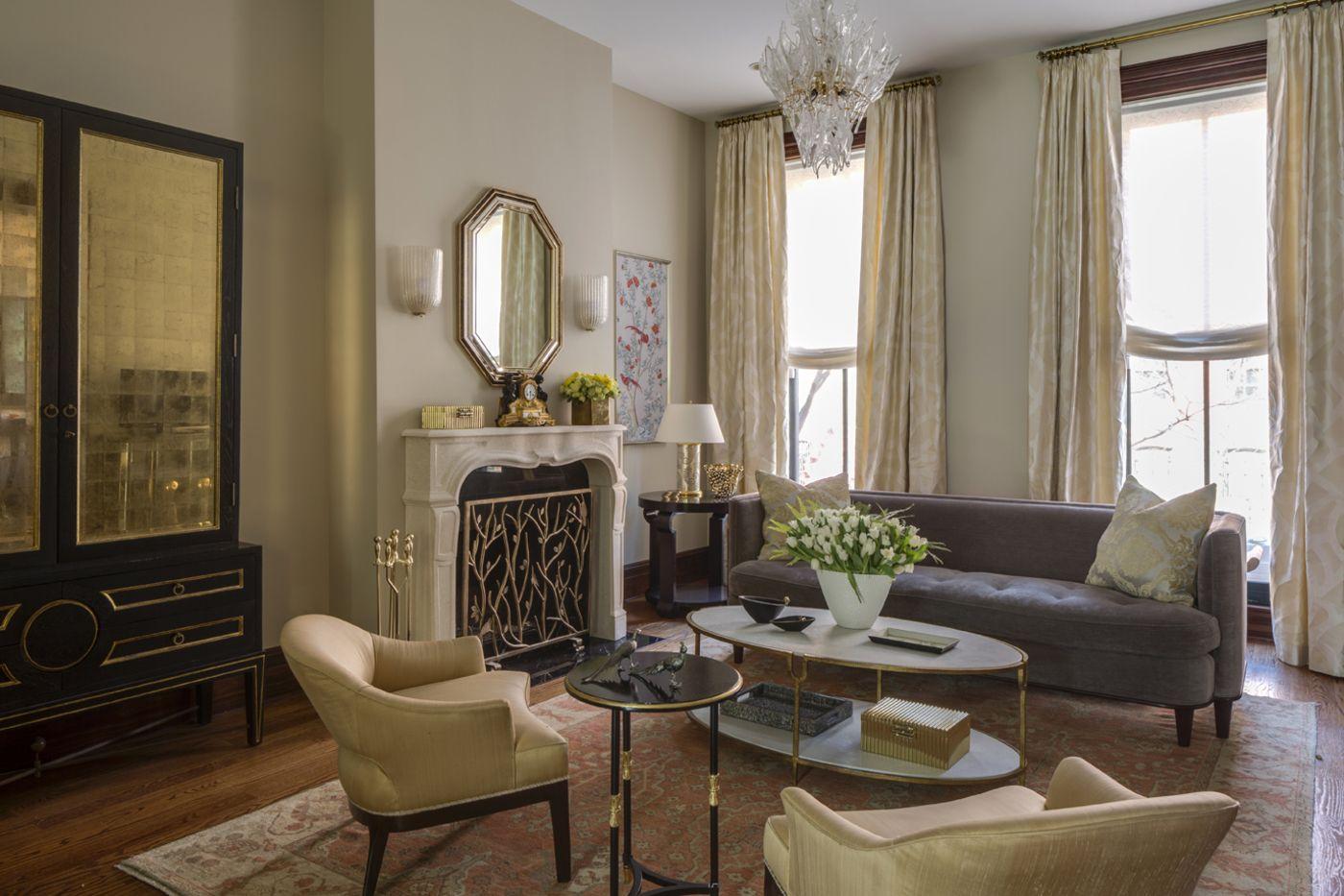Living Room: Brooklyn Brownstone   Great Room   Pinterest   Brooklyn ...