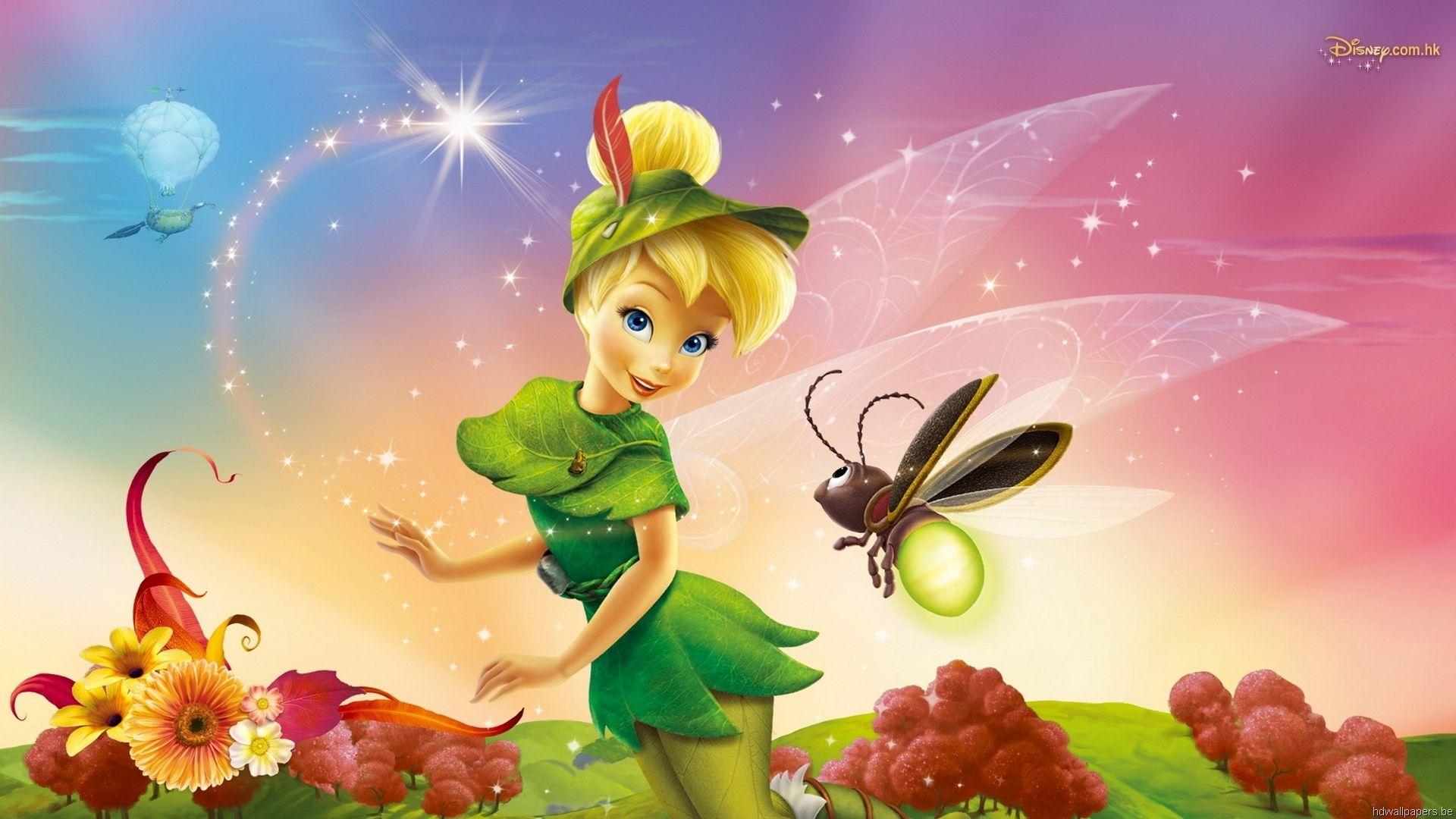 Tinker Bell Cartoon Wallpaper Tinkerbell Wallpaper Fairy Wallpaper