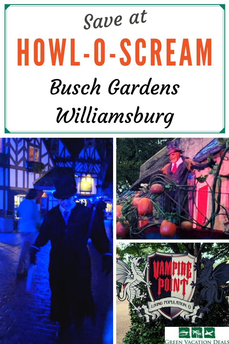 Best Haunted House At Busch Gardens