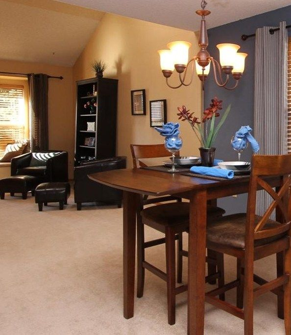 Home Staging Dining Room Table: Home Decor, Decor, Home