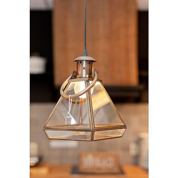 Riviera maison meat packing destrict hanging lamp m hanglampen bomont