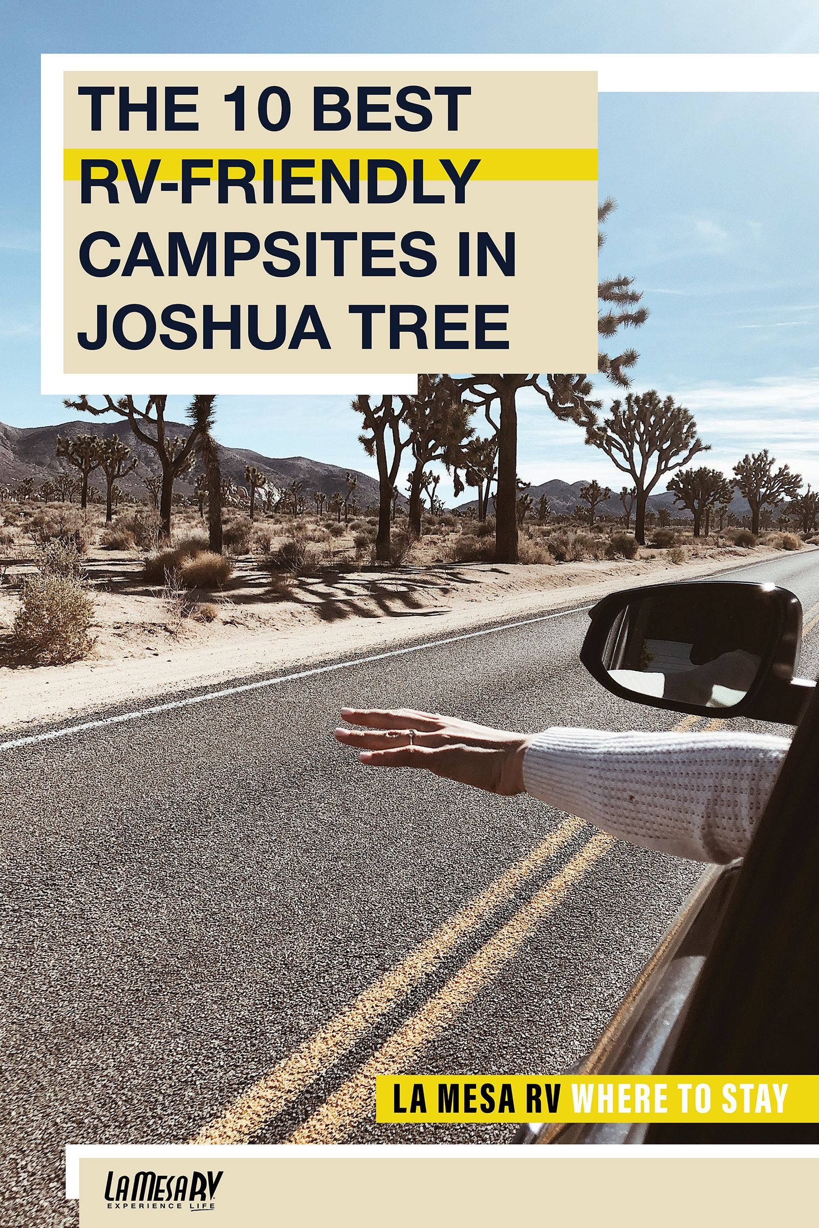 Top 10 Rv Campsites To Stay At Near Joshua Tree Rv Campsite Best Rv Parks Joshua Tree California