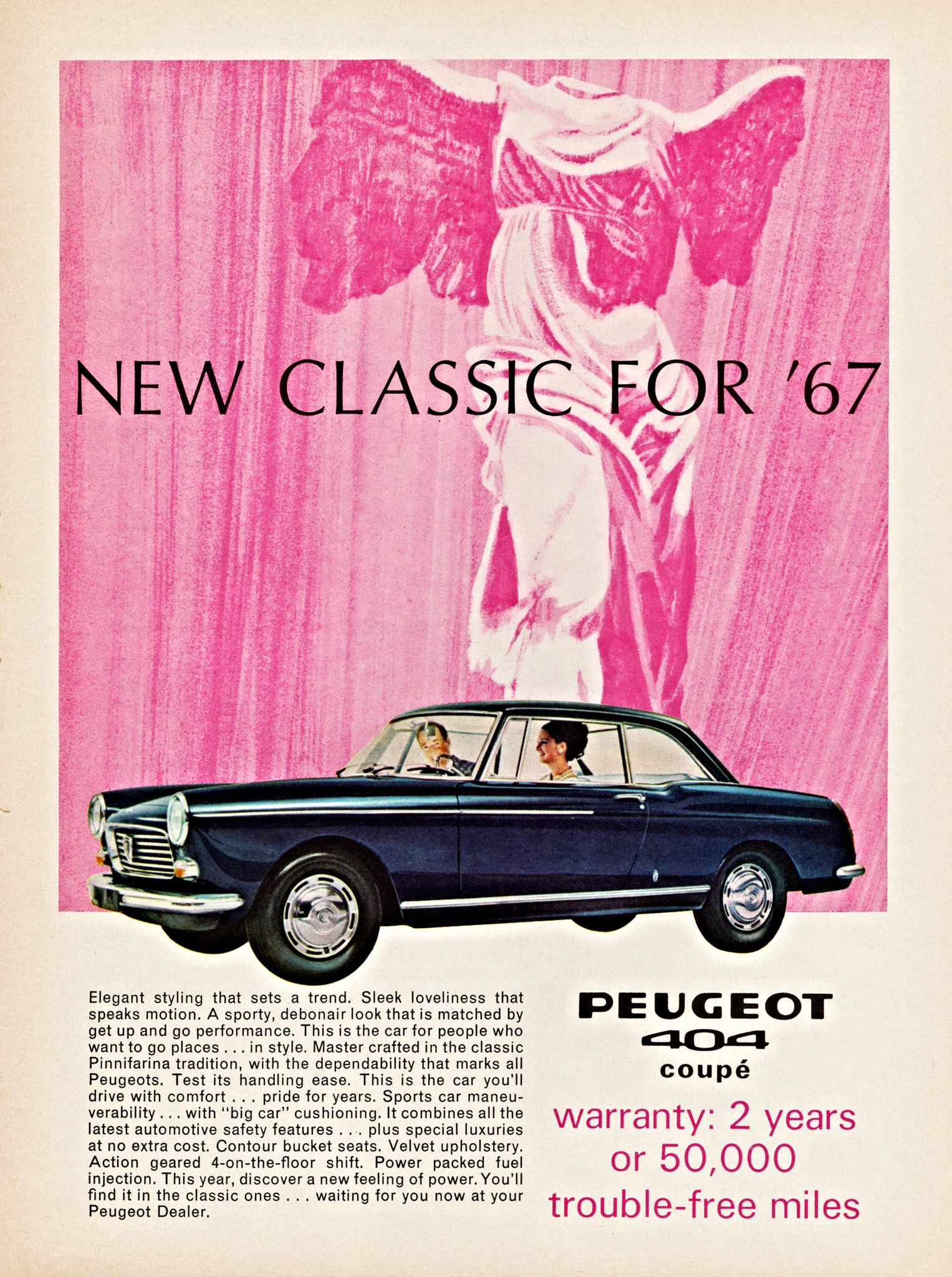 1967 Peugeot 404 Coupe | Peugeot, Cars and Dream garage