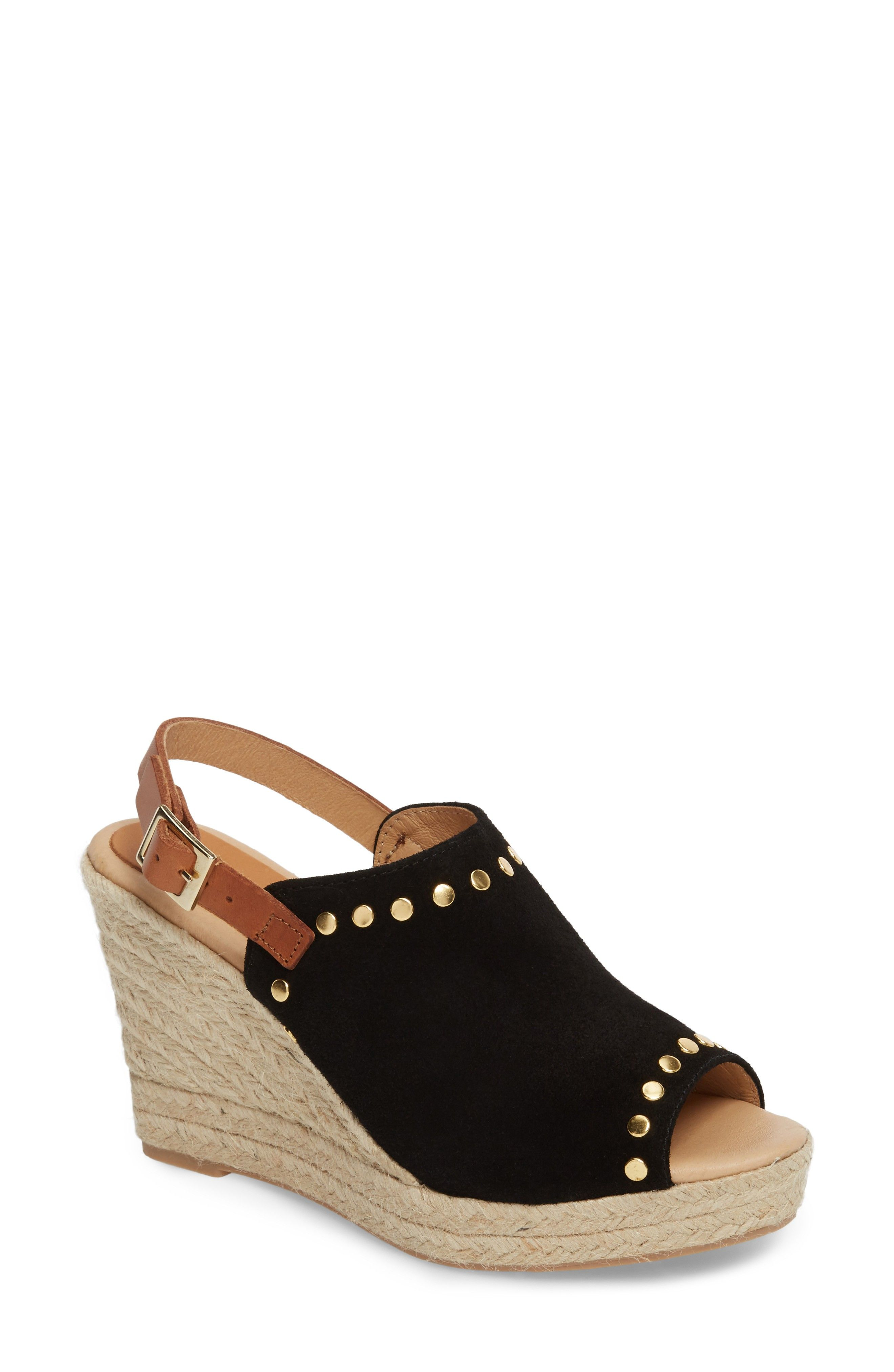 PATRICIA GREEN | Rockstar Espadrille Wedge Sandal #Shoes #Sandals #Slides #PATRICIA  GREEN