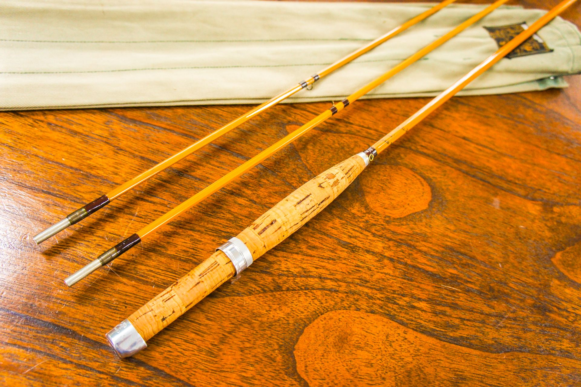 Hardy Bamboo Fly Rod Serial Numbers