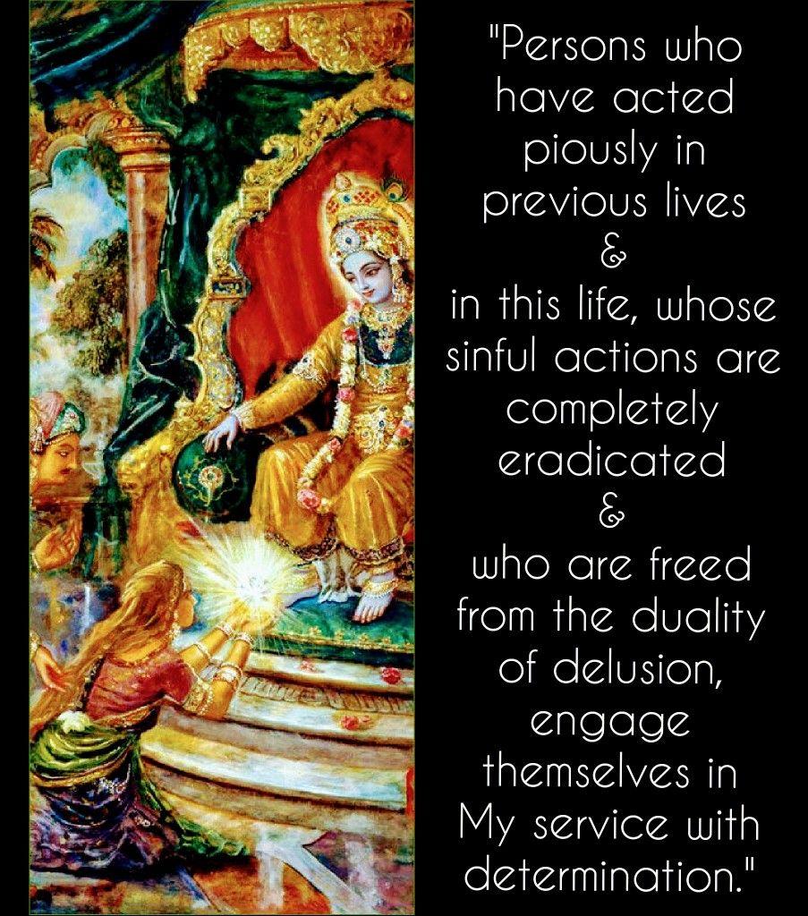 Lord Krishna Quotes Jai Shri Krishna  Bhagawadgita  Pinterest  Krishna Hare