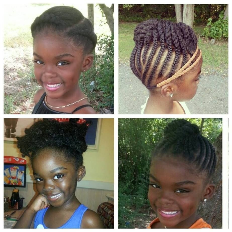 Magnificent 1000 Images About For My Girls On Pinterest Two Strand Twists Short Hairstyles For Black Women Fulllsitofus
