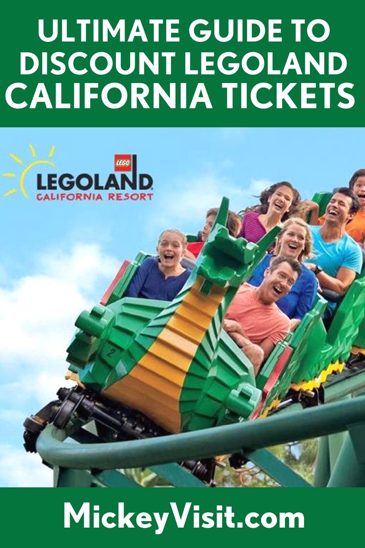LEGOLAND Discount Tickets for 2019: Get LEGOLAND Tickets ...