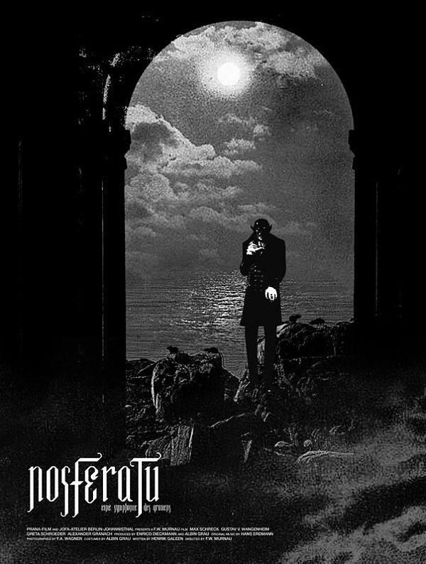 NOSFERATU | Monsters Vintage | Movie posters, Alternative movie