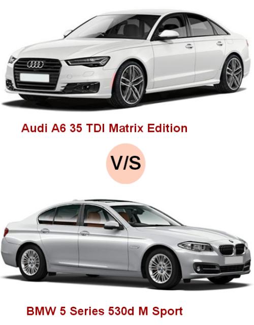 Audi A6 Vs Bmw 5 Series Bmw 5 Series Luxury Cars Audi A6