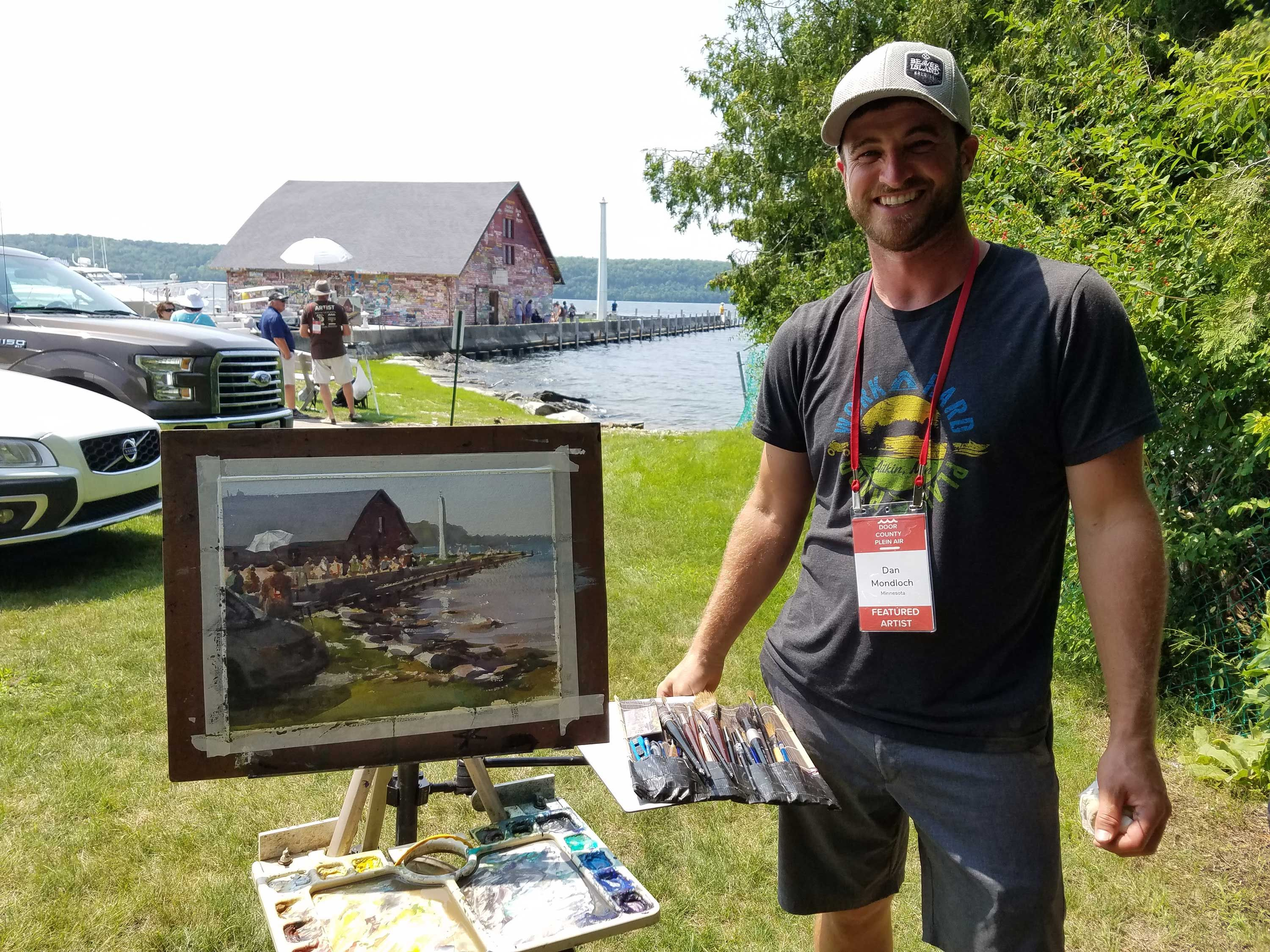 From Plein Air Magazine In the Meantime OutdoorPainter