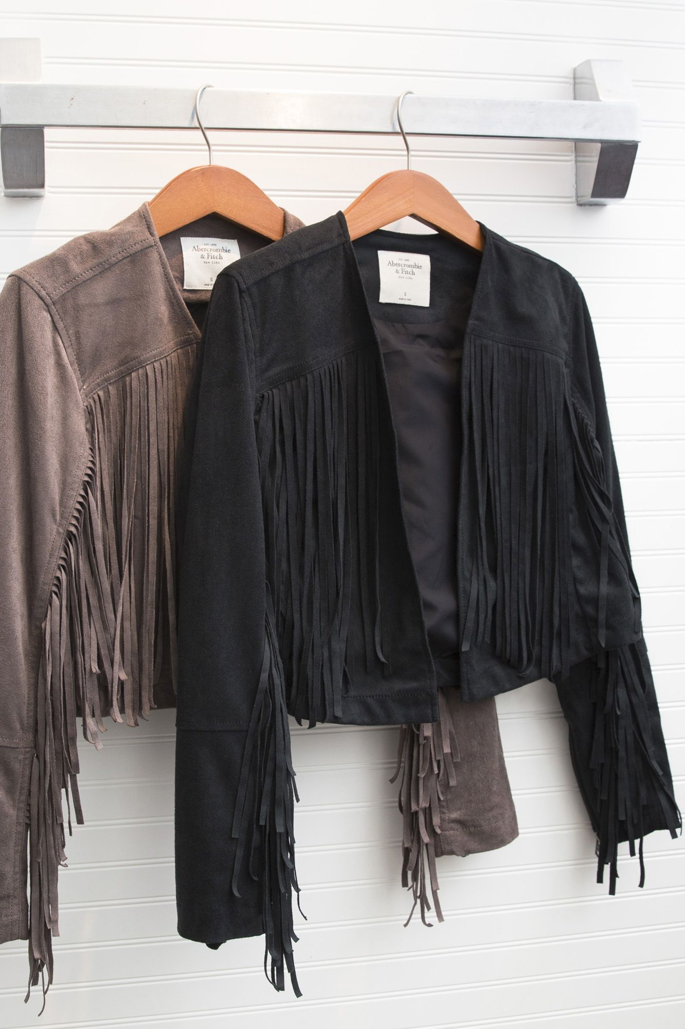Image result for fringe jackets