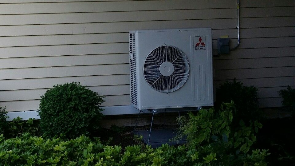Hyper Heat Mitsubishi Heating And Cooling System Barrington Il