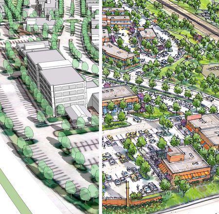 Sketchup Modeling For Aerial Perspectives Landscape Design Plans