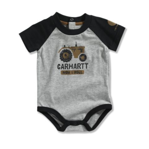 Carhartt Infant Boy S How I Roll Bodyshirt Tractor Supply Online