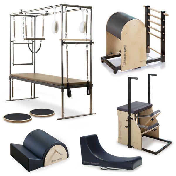 Pilates Combo Chair Ii: Pilates Rehab Studio 2 Bundle (CCB)