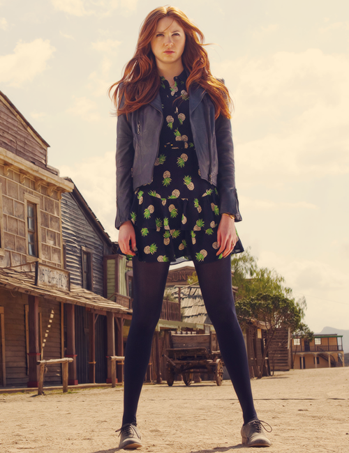 Amy Pond | S7EP3 A Town Called Mercy