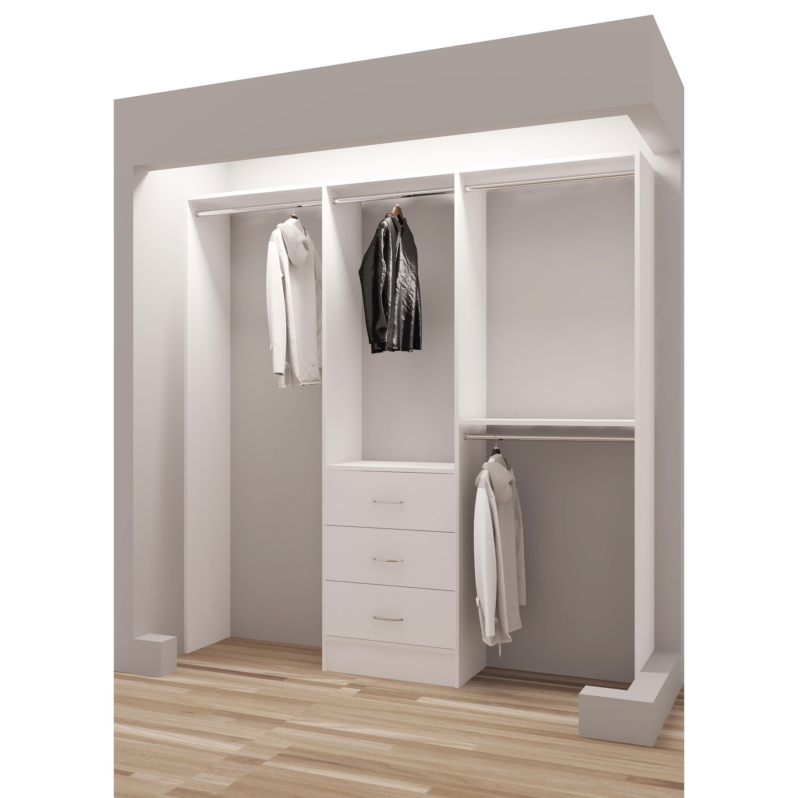 Overstock.com: Online Shopping   Bedding, Furniture, Electronics, Jewelry,  Clothing U0026 More. Wood Closet ...