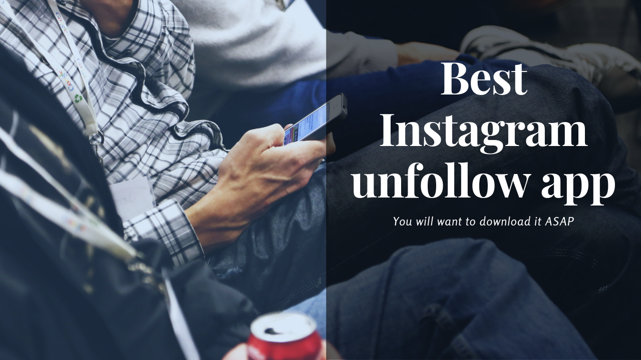You will be able to identify and mass unfollow users that