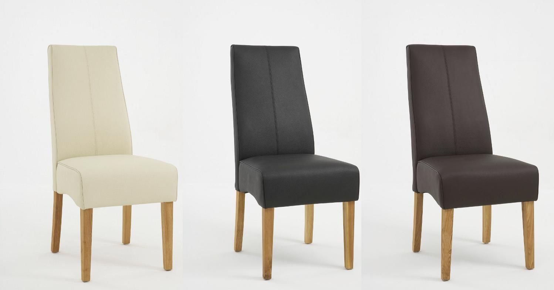 Esstisch stühle leder weiss  Die besten 20+ Stuhl leder Ideen auf Pinterest | Lederstühle ...
