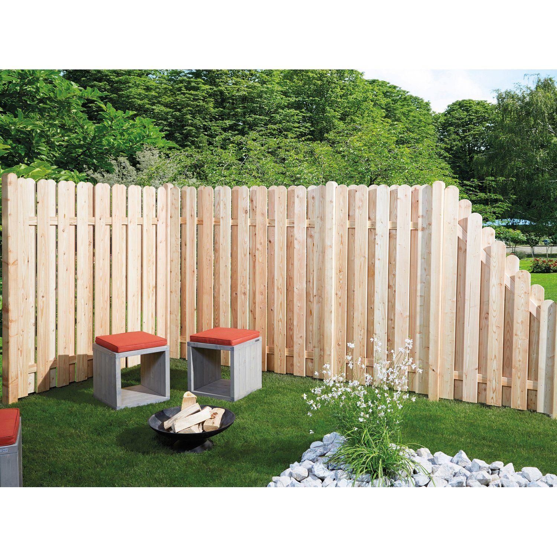 Sichtschutzzaun Element Luneburg Larche Natur 180 Cm X 90 Cm X 5 6 Cm Kaufen Bei Obi In 2020 Sichtschutzzaun Gartengestaltung Gartenmobel Sets