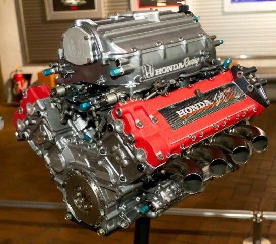 Honda Indy V8 | Honda | Motor engine, Honda vtec, Honda