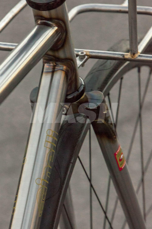 2015 CINELLI MASH WORK FRAME SET | front rack | Pinterest | Bicycling