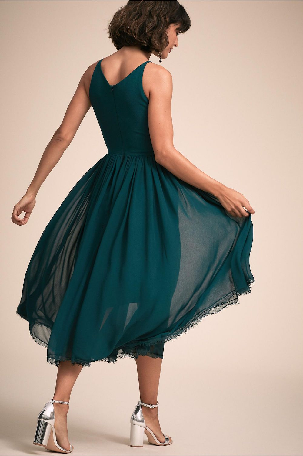 Dresses to wear to a fall wedding for a guest   DropDead Gorgeous BHLDN Wedding Guest Dresses to Perfect Your