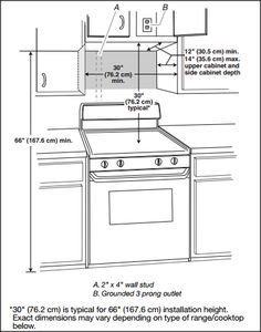 124412008434652929 further Microwave Parts Ge Spacemaker in addition P36335 together with What Is The Ada Maximum Height For Switches furthermore Install Microwave Drawer. on microwave oven shelf for over the range