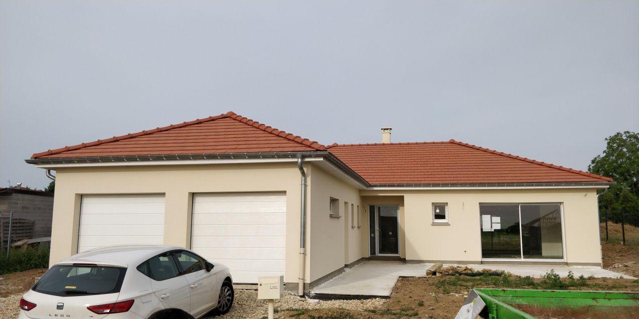 21 06 2018 Pose Du Crepi Ton Pierre Reference Weber 016 Construction Maison Habitat Crepis Facade