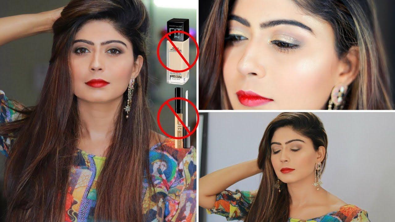 NoFoundation, NoConcealer Easy Makeup Tutorial