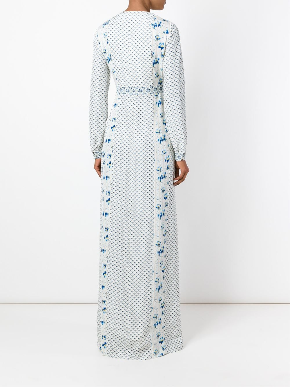 Vilshenko Mixed Print Pleated Dress - Excelsior Milano - Farfetch.com